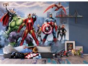Foto tapeta Avengers FTDS2230 | 360x254 cm Foto tapete