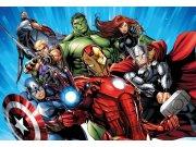 Dječja flis foto tapeta Avengers FTDNM5275 | 160 x 110 cm Foto tapete
