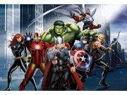 Dječja flis foto tapeta Avengers FTDNM5277 | 160 x 110 cm Foto tapete