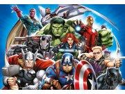 Dječja flis foto tapeta Avengers FTDNM5279 | 160 x 110 cm Foto tapete