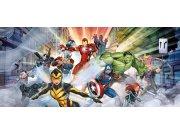 Dječja flis foto tapeta Avengers FTDNH5397 | 90 x 202 cm Foto tapete