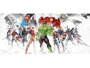 Dječja flis foto tapeta Avengers FTDNH5396 | 90 x 202 cm Foto tapete