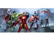 Dječja flis foto tapeta Avengers FTDNH0628 | 90 x 202 cm Foto tapete