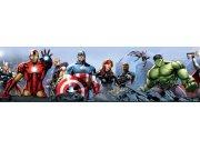 Samoljepljiva bordura Avengers WBD8087 | 0,10 x 5 m Naljepnice za dječju sobu