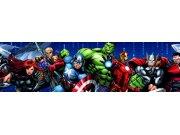 Samoljepljiva bordura Avengers WBD8108 | 0,14 x 5 m Naljepnice za dječju sobu