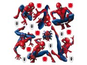 Dječji naljepnica Spiderman DKS1090 | 30 x 30 cm Naljepnice za dječju sobu