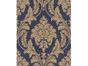 Flis tapeta za zid ornament Glam 541649, 0,53 x 10 m | Ljepilo besplatno Rasch