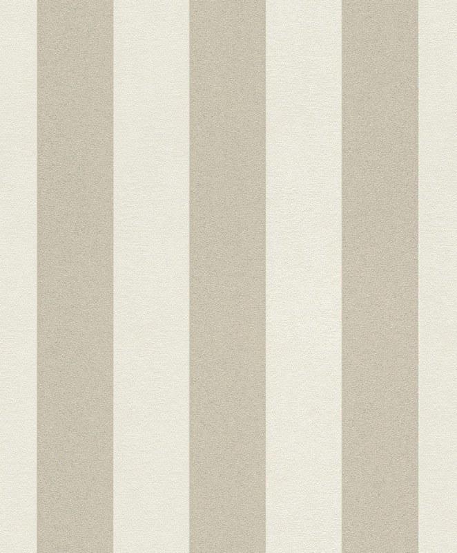 Flis prugasta tapeta za zid Glam 542318, 0,53 x 10 m | Ljepilo besplatno - Rasch
