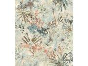 Flis cvjetna tapeta s lišćem Poetry II 543025, 0,53 x 10 m | Ljepilo besplatno Rasch