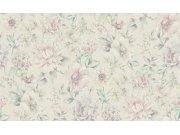 Cvjetna flis tapeta Maximum XVI 916416, 1,06 x 10 m | Ljepilo besplatno Rasch