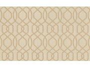 Retro grafička flis tapeta Filigrano 964332, 1,06 x 10 m | Ljepilo besplatno Rasch