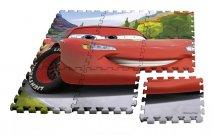EUROSWAN slagalica za podnu pjenu Automobili Eva, 9 komada Igračke i oprema - puzzle, igre