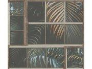 37740-1 Ukrasna flis tapeta Industrial, 0,53 x 10 m | Ljepilo besplatno AS Création