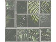 37740-2 Ukrasna flis tapeta Industrial, 0,53 x 10 m | Ljepilo besplatno AS Création