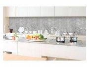 Samoljepljiva foto tapeta za kuhinje Beton sivi KI-350-106 | 350x60 cm Foto tapete