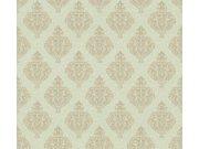 37433-4 Barokna flis tapeta Charme, 1,06 x 10 m | Ljepilo besplatno AS Création