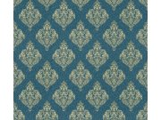 37433-6 Barokna flis tapeta Charme, 1,06 x 10 m | Ljepilo besplatno AS Création