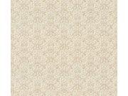37436-5 Barokna flis tapeta Charme, 1,06 x 10 m | Ljepilo besplatno AS Création