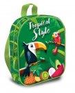 EUROSWAN Dječji 3D ruksak Toucan Polyester Ruksaci, torbe, - Ruksaci za juniore