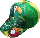EUROSWAN Kapa Toucan veličina pamuk, 52 Dječja odjeća - kape, kape za bejzbol