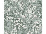 37520-2 Zidna flis tapeta Lišće Daniel Hechter, 0,53 x 10 m | Ljepilo besplatno AS Création