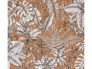 37520-4 Zidna flis tapeta Lišće Daniel Hechter, 0,53 x 10 m | Ljepilo besplatno AS Création