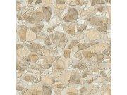 Vinilna periva tapeta kameni zid 5734-01, 0,53 x 10 m | Ljepilo besplatno Na skladištu