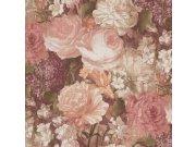 Flis tapeta cvijeće A37605, 1,06 x 10 m | Ljepilo besplatno Na skladištu