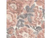 Flis periva tapeta Cvjetni uzorak Kimono 408331 | Ljepilo besplatno Rasch