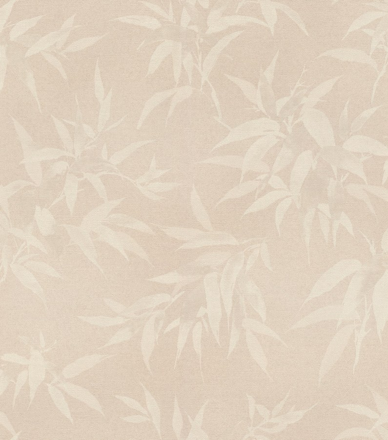 Flis periva tapeta Lišće Kimono 409758 | Ljepilo besplatno - Rasch