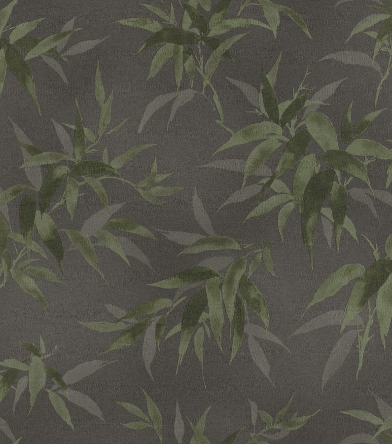 Flis periva tapeta Lišće Kimono 409772 | Ljepilo besplatno - Rasch