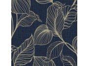 Luksuzna flis periva tapeta struktura tkanine 111302 | Ljepilo besplatno Na skladištu