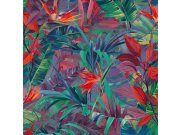 Flis periva tapeta džungla JF2301 | Ljepilo besplatno Na skladištu