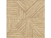 Flis tapeta bambusov uzorak JF2401 | Ljepilo besplatno Na skladištu