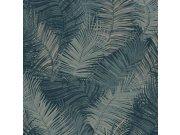 Flis periva tapeta lišće L93401 | Ljepilo besplatno Na skladištu