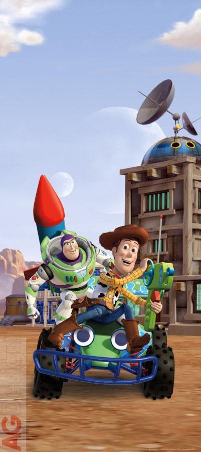 Flis foto tapeta AG Toy Story FTDNV-5439 | 90x202 cm - Foto tapete