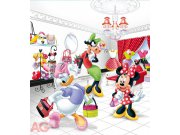 Foto tapeta AG Minne Mouse FTDXL-1908 | 180x202 cm Foto tapete