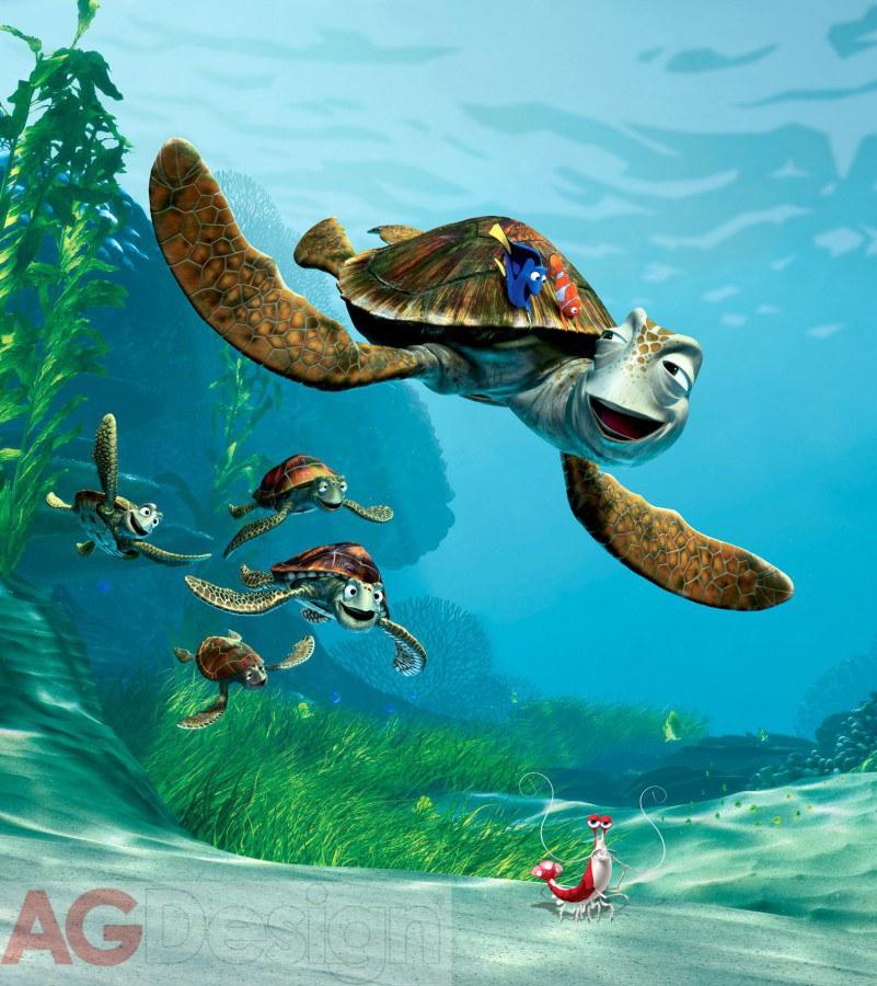 Flis foto tapeta AG Nemo FTDNXL-5110 | 180x202 cm - Foto tapete