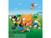 Flis foto tapeta AG Mickey Mouse FTDNXL-5107 | 180x202 cm Foto tapete