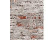 Flis tapeta stara kamena zid Andy Wand 649437, 0,53 x 10 m | Ljepilo besplatno Rasch