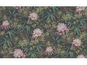 Flis tapeta za zid cvjetni dizajn Axiom 905083, 1,06 x 10 m | Ljepilo besplatno Rasch