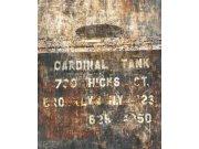 Luksuzna flis foto tapeta Factory IV 429794, 2,5 x 3 m | Ljepilo besplatno Rasch