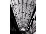 Luksuzna flis foto tapeta Factory IV 940923, 2,32 x 3 m | Ljepilo besplatno Rasch