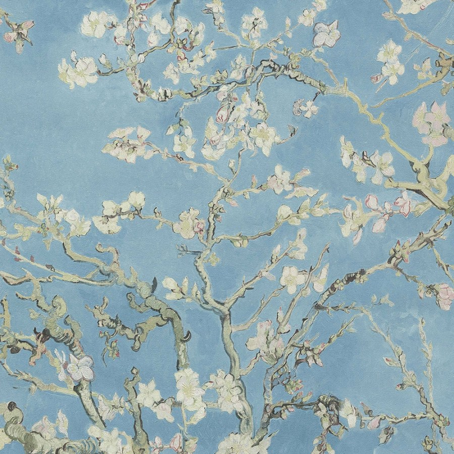 Luksuzna zidna flis tapeta 17140 | Van Gogh | Ljepilo besplatno - BN International