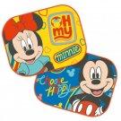 Štitnici za sunce Mickey i Minnie 2 kom Auto oprema - sunce