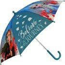 EUROSWAN Ice Kingdom 2 lansiraju kišobran Anna i Elsa Polyester Za škole i vrtiće - kišobrani