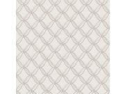 Luksuzna flis tapeta s teksturom tkanine FT221221 | , 0,53 x 10 m | Ljepilo besplatno Na skladištu