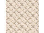 Luksuzna flis tapeta s teksturom tkanine FT221222 | , 0,53 x 10 m | Ljepilo besplatno Na skladištu