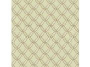 Luksuzna flis tapeta s teksturom tkanine FT221225 | , 0,53 x 10 m | Ljepilo besplatno Na skladištu