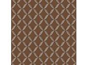 Luksuzna flis tapeta s teksturom tkanine FT221226 | , 0,53 x 10 m | Ljepilo besplatno Na skladištu